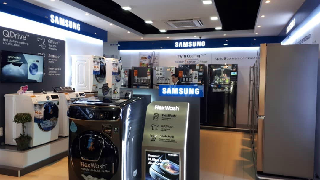 Samsung Brand Shop