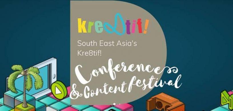 MDEC Kre8tif! Conference & Festival