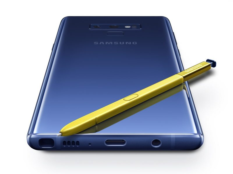 The Super Powerful Galaxy Note9: For Those Who Want it All