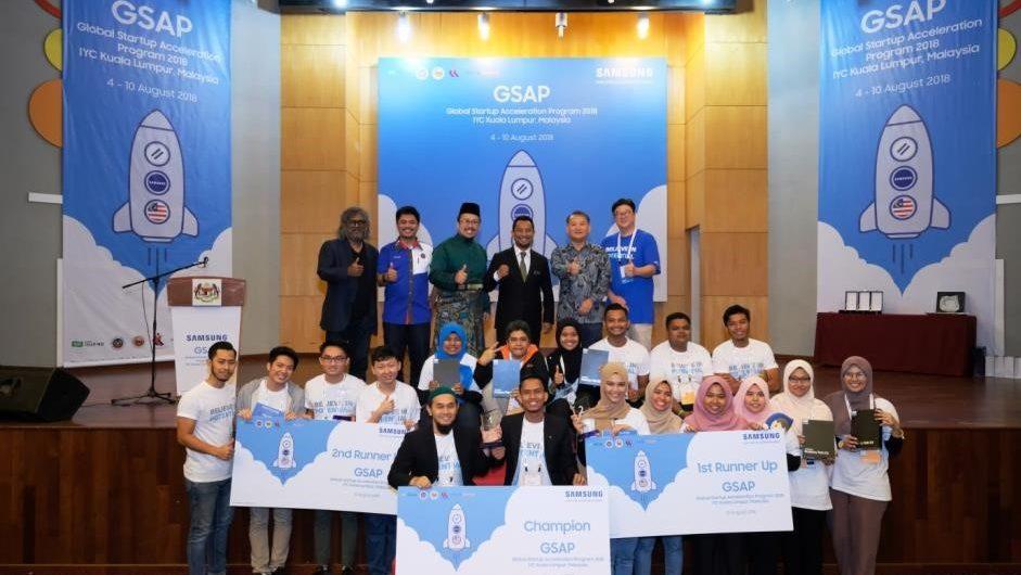 Global Startup Acceleration Program
