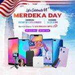 honor Merdeka offer