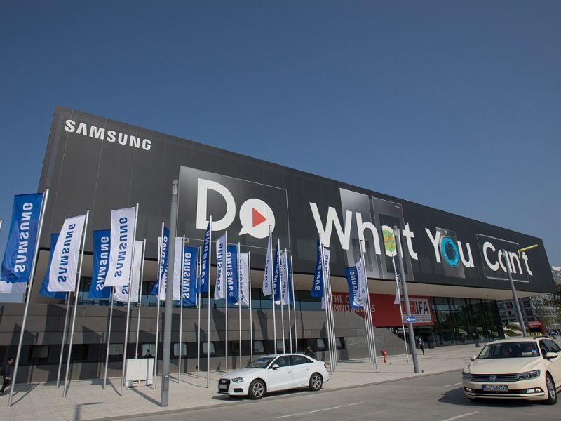 Samsung Showcases Ground-breaking Technologies at IFA 2018