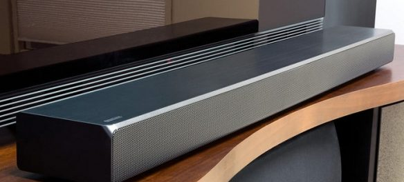 Samsung Panoramic Soundbar