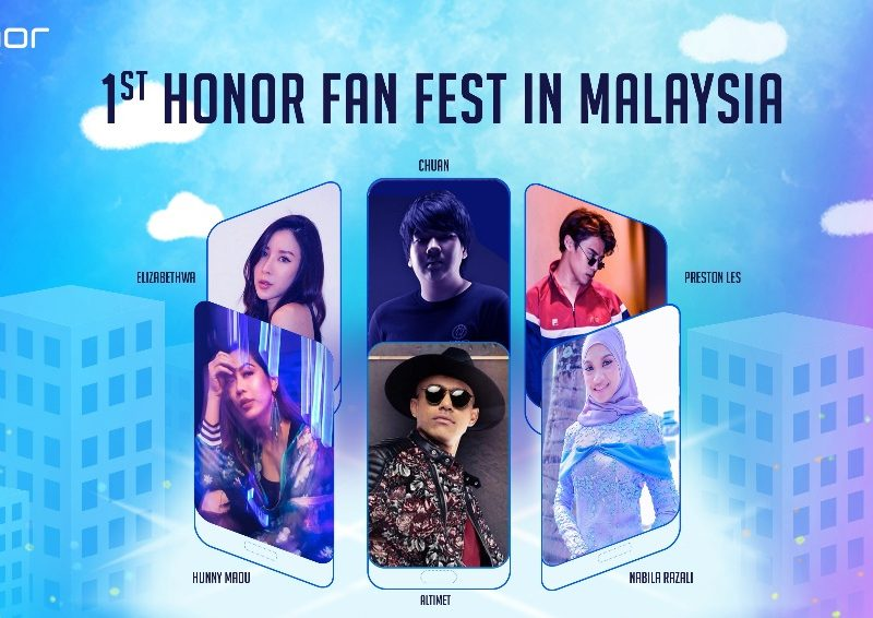 Come One, Come ALL for the First Ever honor Fan Fest in Malaysia!