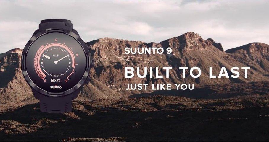 Suunto Launches the New Suunto 9 Baro in Malaysia