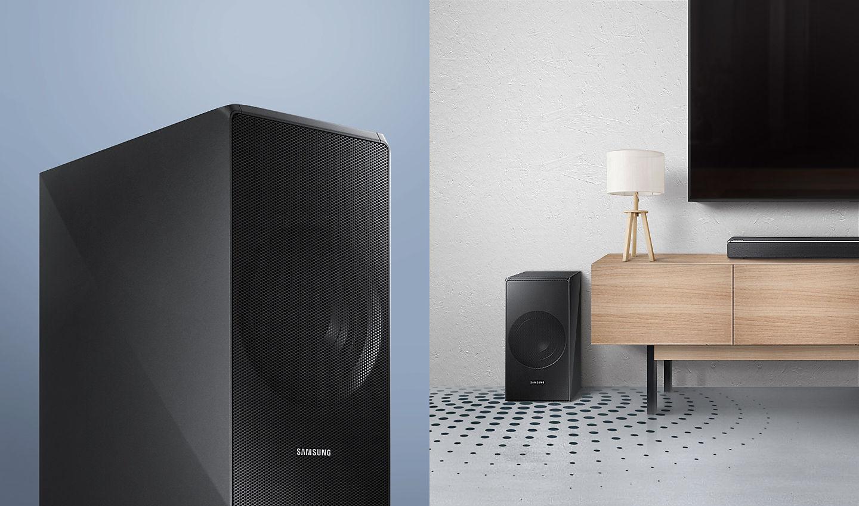 Samsung Panoramic Soundbar