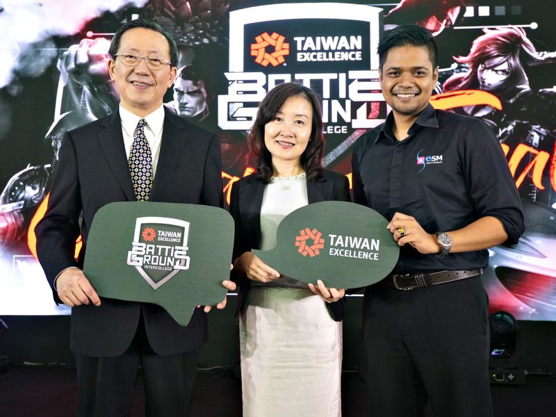 Taiwan Excellence Presents Malaysia's Largest E-Sports Tournament