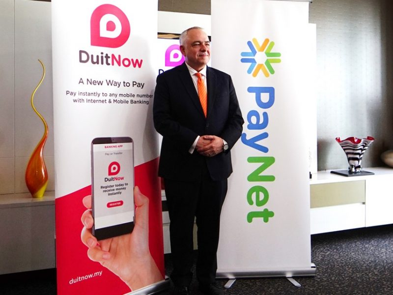 DuitNow – A New Way to Pay – Pay to Mobile Numbers Instantly