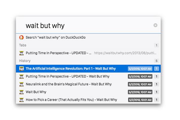 Vivaldi Browser 2.1 Update