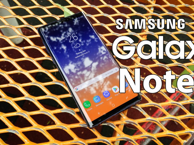Samsung Galaxy Note9 Review – Feature Packed for the Creative Mind
