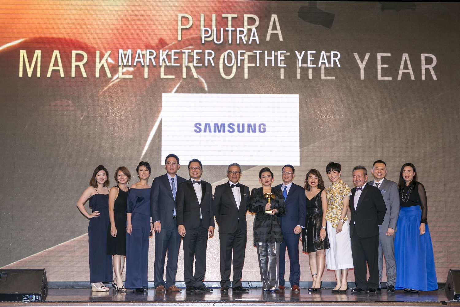 2018 Putra Brand Awards – Samsung Malaysia Wins Three Awards