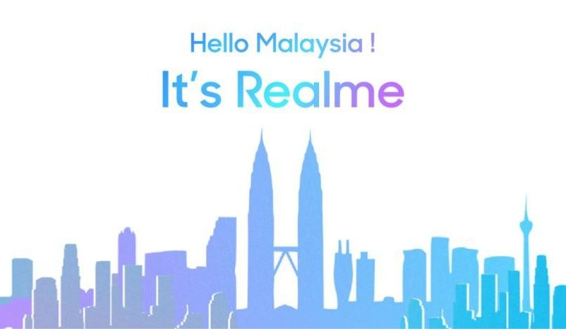 Realme Confirmed to Enter Malaysian Market in November