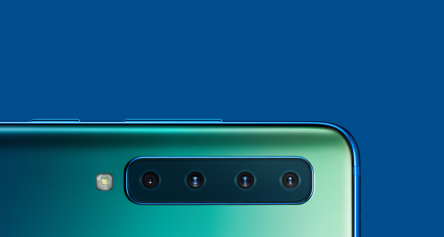 Live in The Moment With The New Galaxy A9 Series