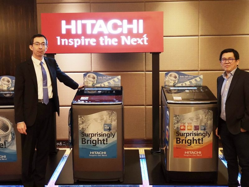 Hitachi Upgrade For Life Campaign Continues With New Home Appliances