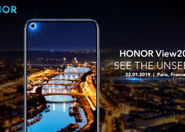 HONOR View20 Launched