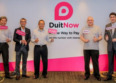 DuitNow. A New Way to Pay. Open to the Public.