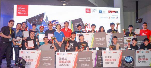 SEGI College Global Education Day'
