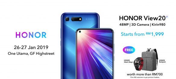 Honor View20 Smartphone