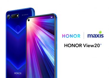 Maxis and Honor Malaysia Collaboration
