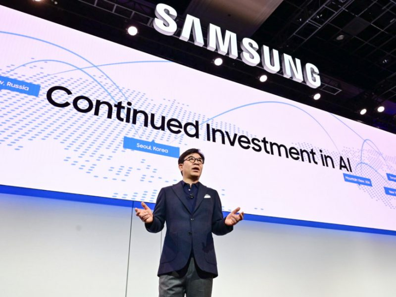 Samsung Showcases the Future of Connected Living at CES