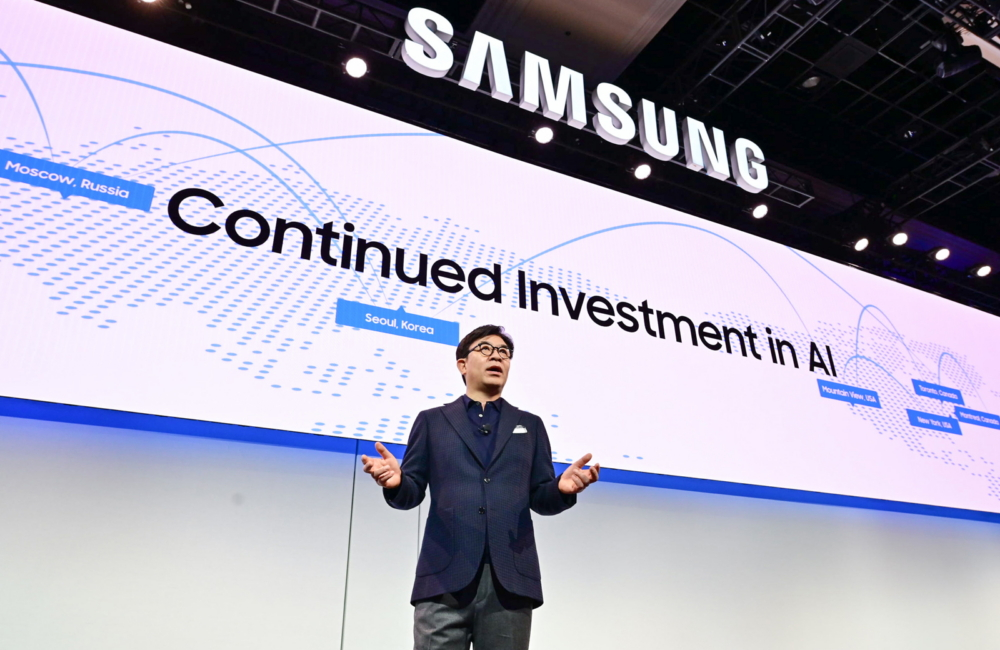 Samsung Showcases the Future of Connected Living at CES 2019