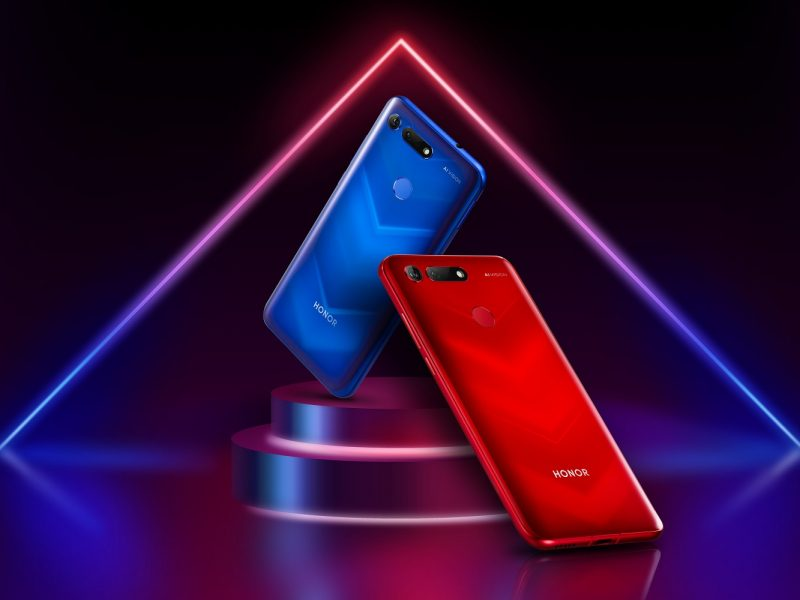 HONOR View20 Achieves a Series of Top Awards at CES 2019