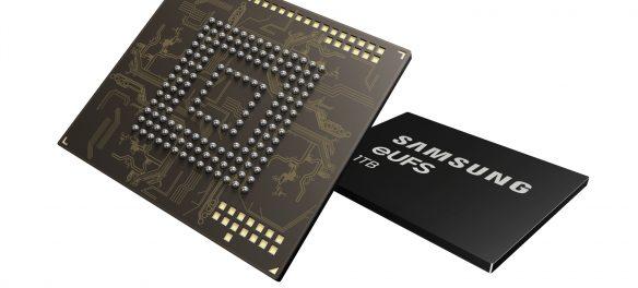 Samsung Breaks Terabyte Threshold for Smartphone Storage
