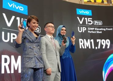 Vivo V15 Pro Launch @ Sunway Pyramid