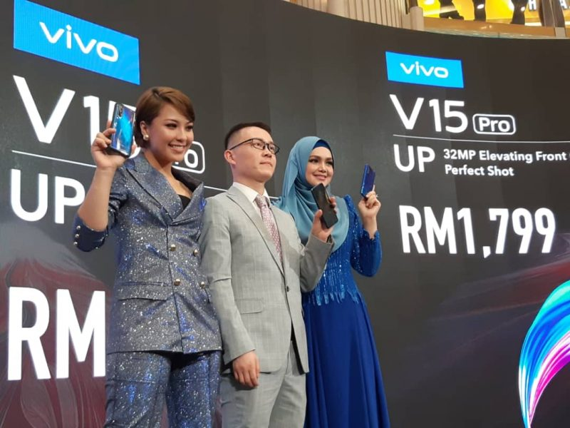 Vivo V15 Pro Unveils Cutting-Edge Tech to Rev Up the Mobile Experience