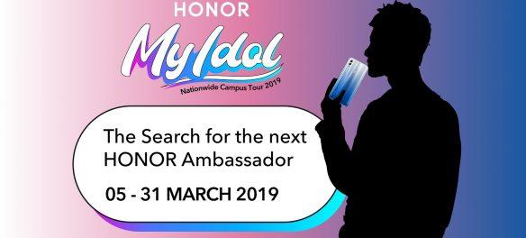HONOR My Idol 2019