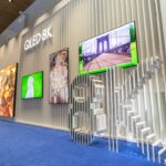 Samsung showcases the future of commercial display including The Wall in 8K and 8K HDR technology for LED signage