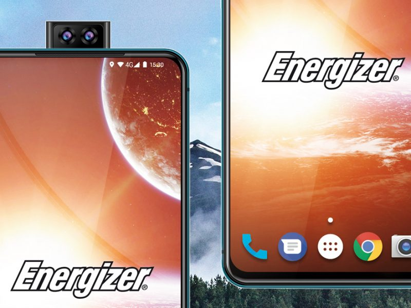 Energizer Power Max P18K Pop has the Most Powerful Battery on the Market