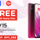 Pre-Order Vivo V15 With TuneTalk – Get FREE 120GB Yearly Online Plan