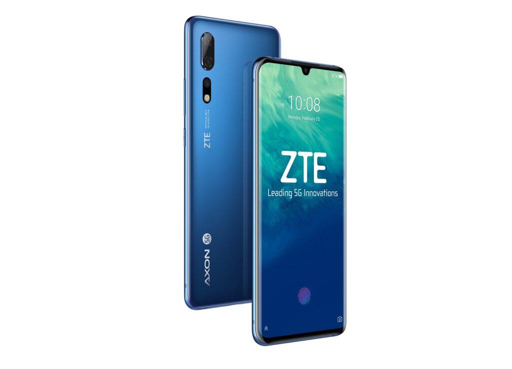 ZTE Announces Axon 10