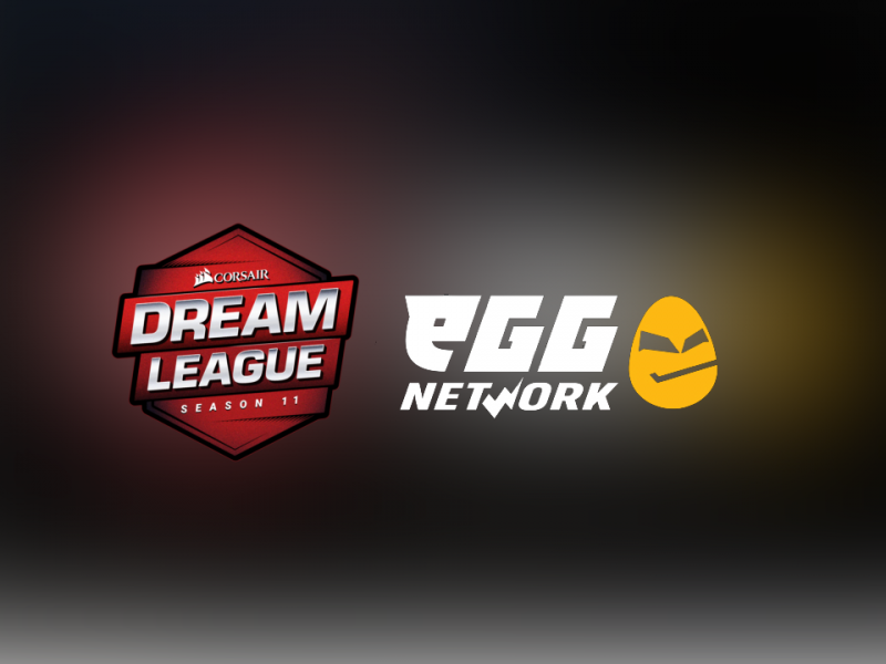 eGG Network to Broadcast CORSAIR DreamLeague Season 11 in Southeast Asia
