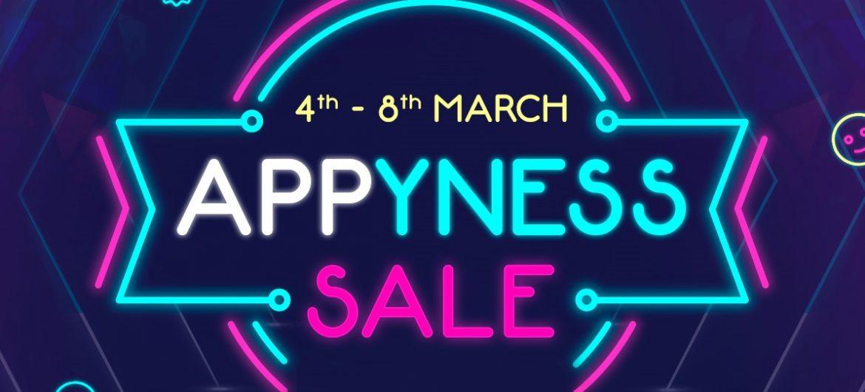Appyness Sale
