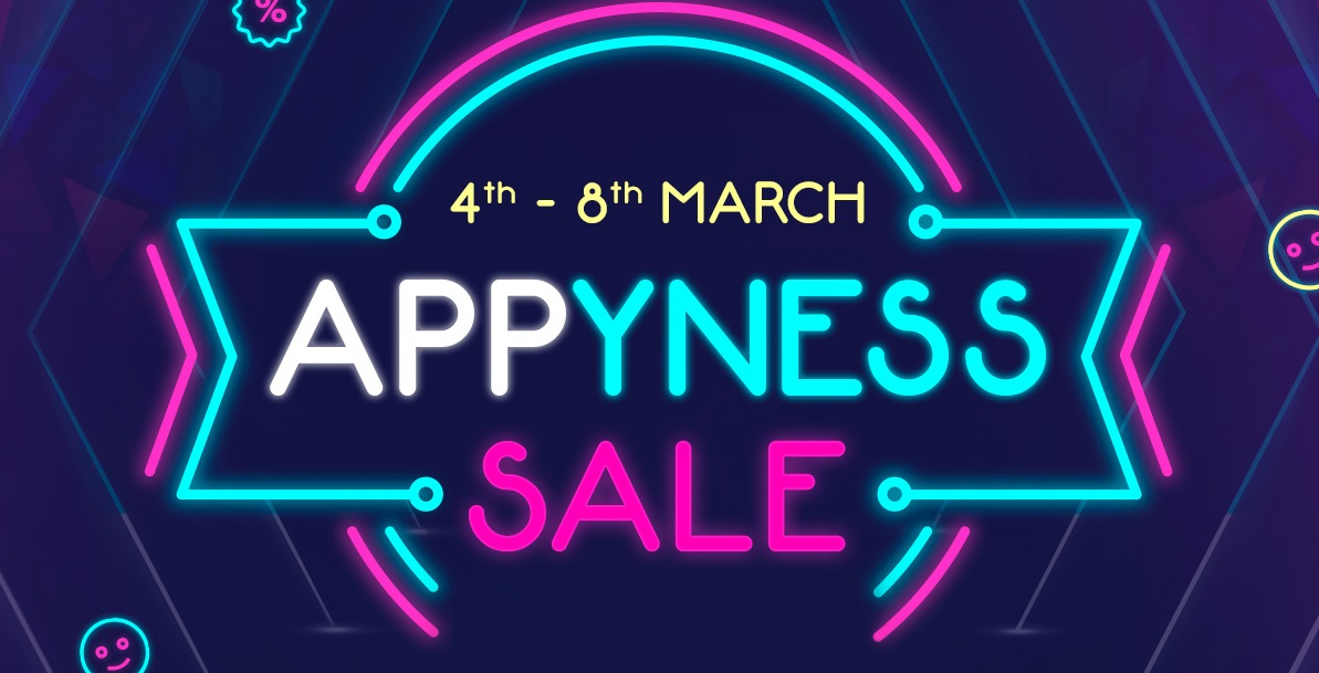 HONOR Sparks The Happiness In You With Appyness Sale!