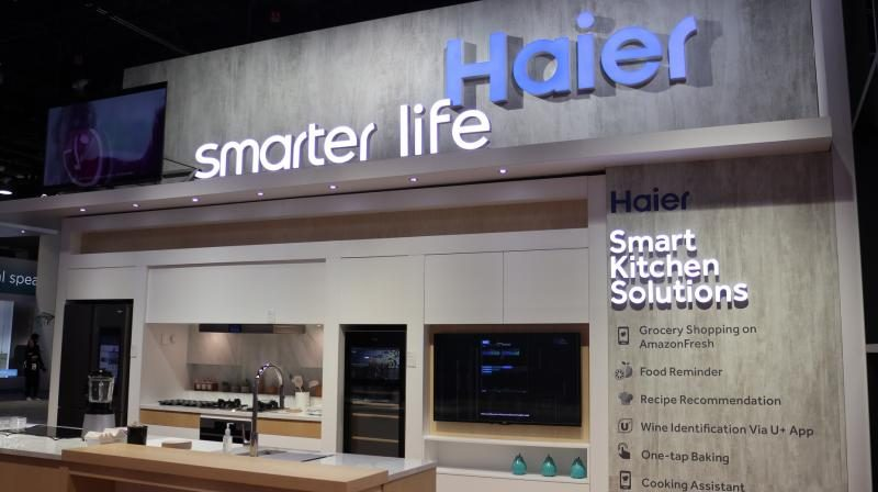 Haier to Unveil 7-Brand Smart Home Solution for Global Users