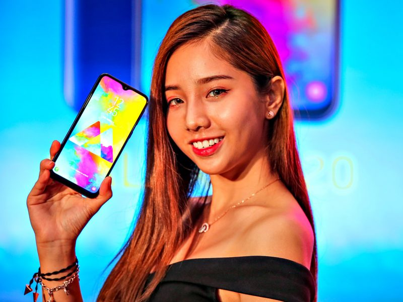 Samsung Partnership With Shopee Malaysia – Introduce First Online Exclusive Model, Galaxy M20