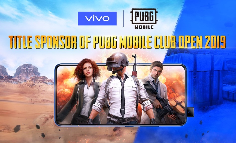 Vivo Partners Tencent Games and PUBG Corporation for PUBG MOBILE Club Open 2019