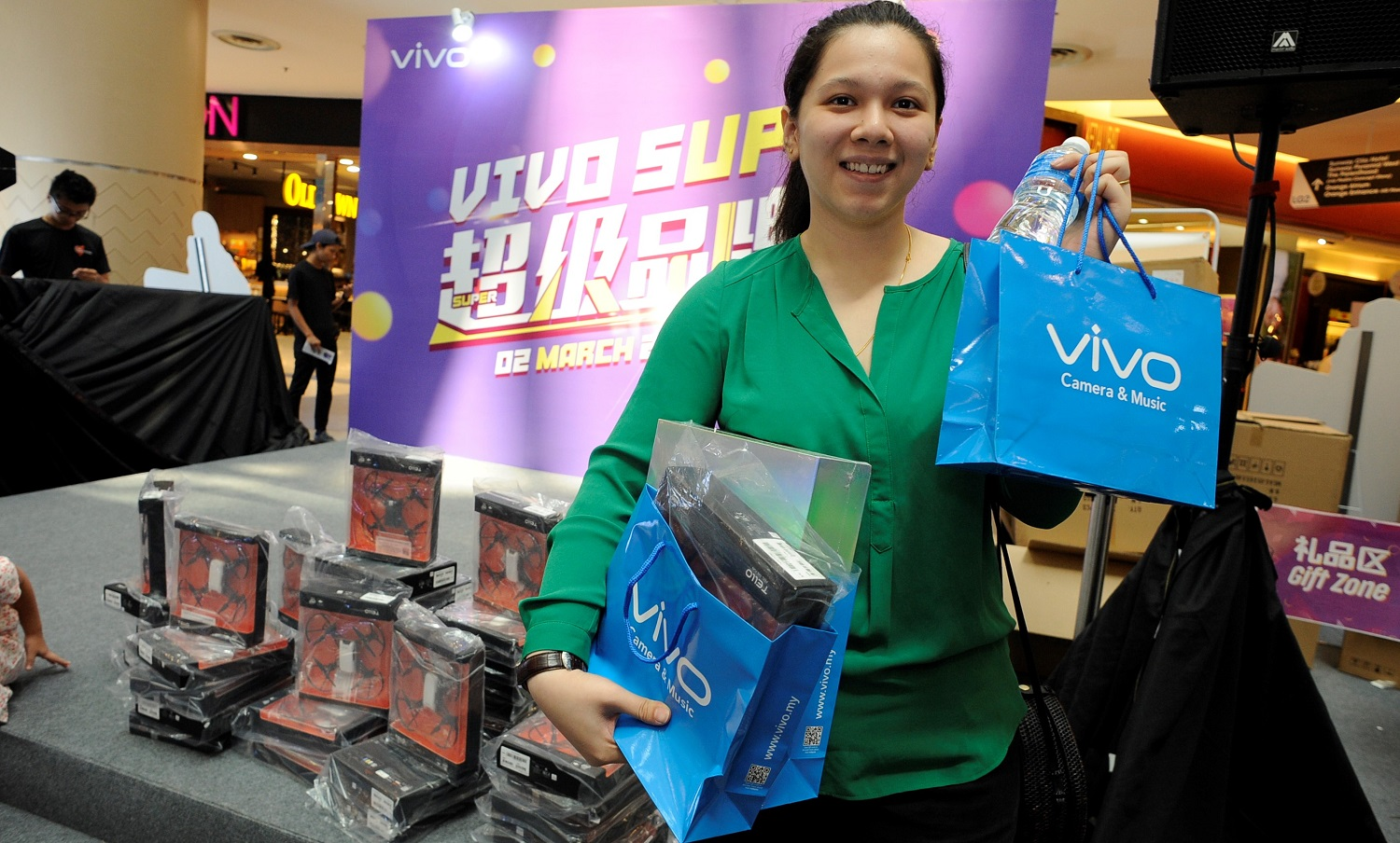 Vivo Rocks Malaysians With Its Superday Sale