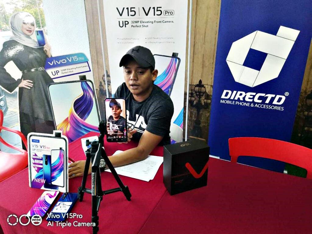 Vivo V15 DirectD