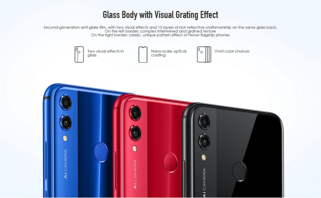 HONOR Malaysia Reduces Price for HONOR 8X