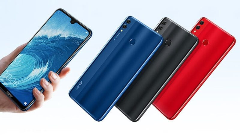 HONOR 8x Achieves 10 Million Unit Shipment Worldwide