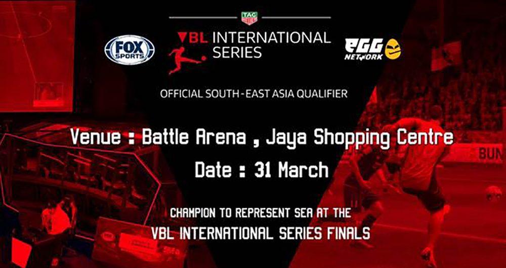 TAG Heuer Virtual Bundesliga VBL International Series - South-East Asia Qualifier