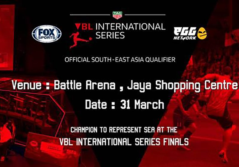 eGG Network & FOX Sports Asia presents TAG Heuer Virtual Bundesliga VBL International Series
