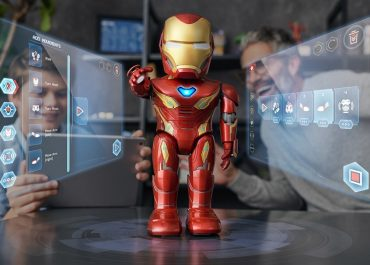 Introducing the Iron Man MK50 Robot