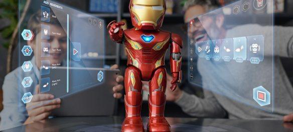 Introducing the Iron Man MK50 Robot