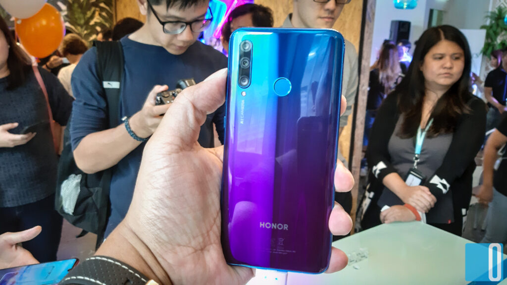 Honor 20 Lite - Triple the Fun
