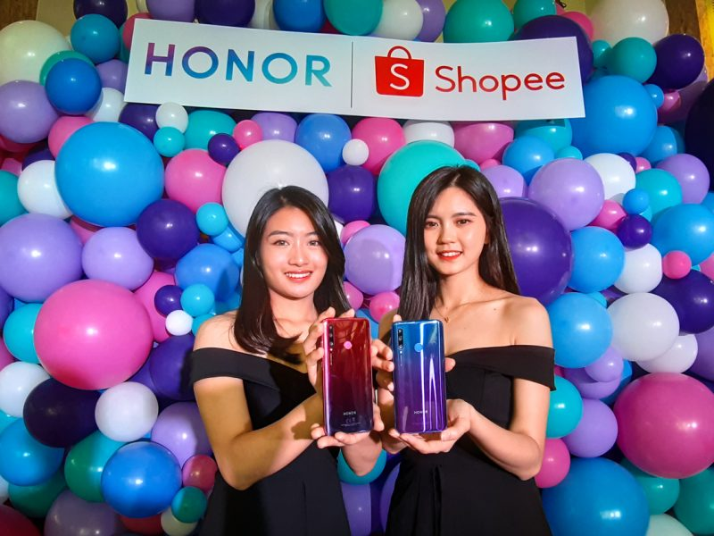The Anticipated Honor 20 Lite With Triple The Fun Camera Launched